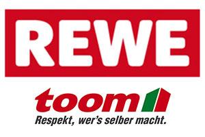TMC Referenz Rewe toom